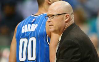 Skiles steps down as Magic coach