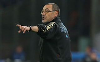 We dominated Madrid for 55 minutes - Sarri excited by young Napoli squad's potential