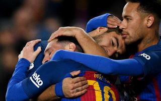 MSN on fire: Messi, Suarez and Neymar reach 100 goals...again!