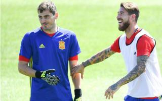 No Casillas in Spain squad represents a 'new era', says Ramos