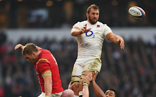 Jones hails Robshaw role in England 'resurrection'