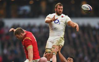 Jones hails Robshaw role in England 'resurrection'