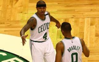 Celtics overcome Wizards, set up Cavs clash