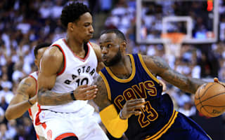 DeRozan: Raptors would've beaten Cavs if they had LeBron