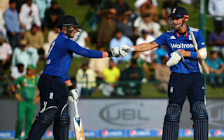 Hales and Roy stand crucial in England win - Morgan