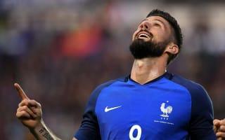 Deschamps unhappy with 'unfair' Giroud boos