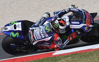 Record-breaking Lorenzo denies Rossi home pole