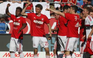 Guardiola hails predecessor Heynckes after Bayern wrap up title