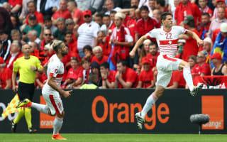 Romania v Switzerland: Schar pleased to move on from Albania encounter
