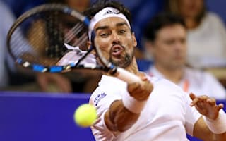 Fognini too good for Martin in Umag
