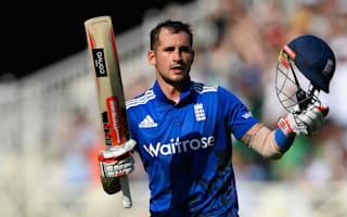 Heroics from Hales as England smash world record to win series