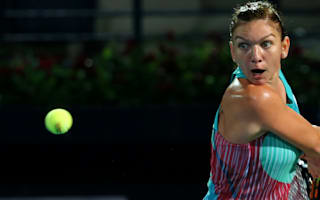 Halep cruises past King