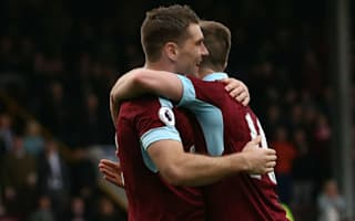 Burnley 2 West Brom 2: Vokes brace pushes Clarets to brink of safety