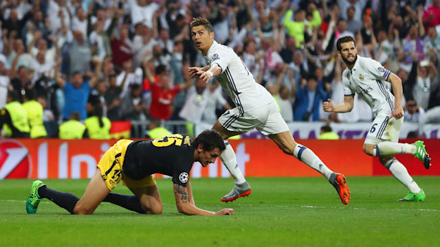 Real Madrid out to make most of home leg against Atletico