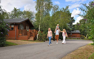 Win! A family lodge break in Dorset