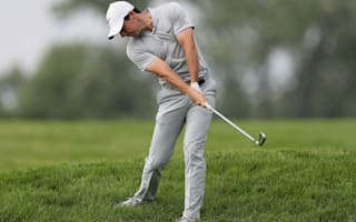 McIlroy well off the pace at Oakmont, Westwood within one