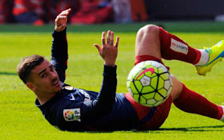 La Liga Review: Atletico Madrid fall to shock defeat at Sporting