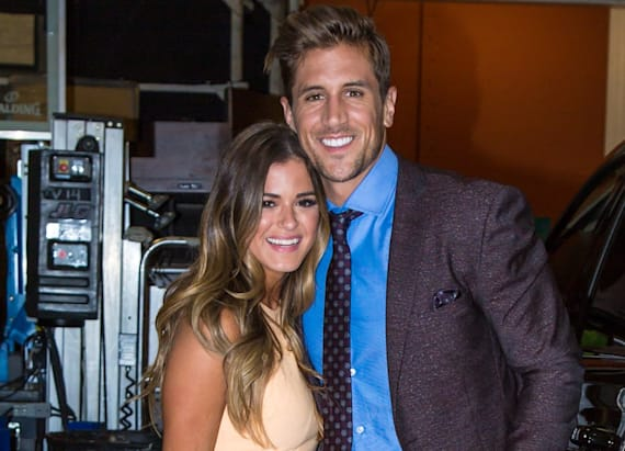 Jordan Rodgers starts first week at ESPN gig