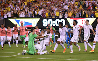 Peru 0 Colombia 0 (2-4 on penalties): Shoot-out heartbreak for Cueva and Co.