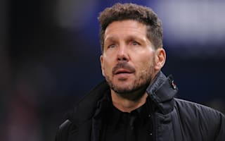 Simeone refusing to panic after damaging derby defeat