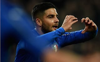 Insigne moves on from Conte 'misunderstanding' with goal