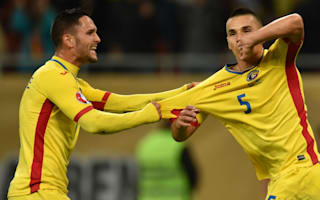 Italy 2 Romania 2: Sirigu slips up as Italy draw