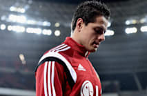 Hernandez sidelined for Europa League tie