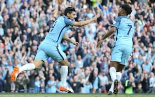 Manchester City 1 Everton 1: Nolito earns a point after Stekelenburg's heroics