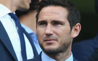 No lack of desire with England - Lampard