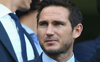 No lack of desire with England - Lampard