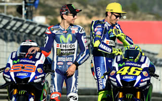 Rossi and Lorenzo agree they have learned from each other