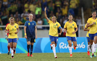 Rio 2016: Brazil, USA advance to last eight