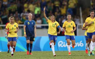 Rio 2016: Brazil, USA advance to last eight