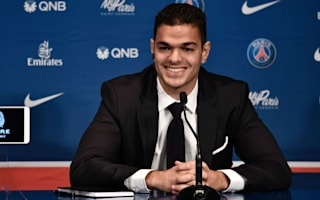 PSG can help me become on of world's best - Ben Arfa