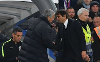 Conte firmly rejects Mourinho's counter-attacking jibes