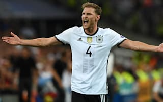 Howedes: Germany must prove themselves all over again