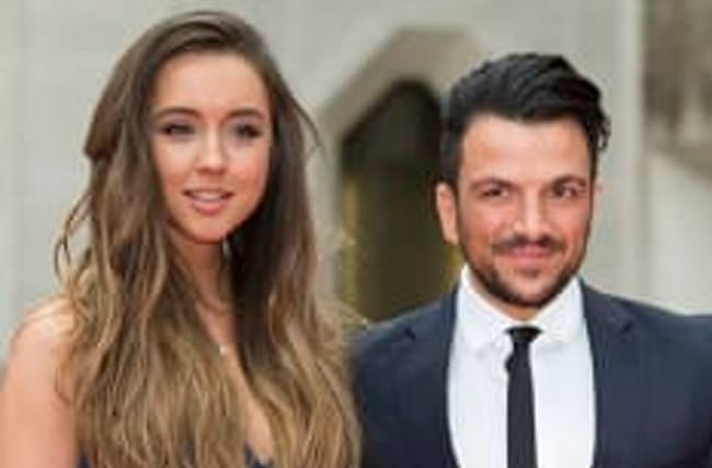 Peter Andre still can't decide on his new baby's name