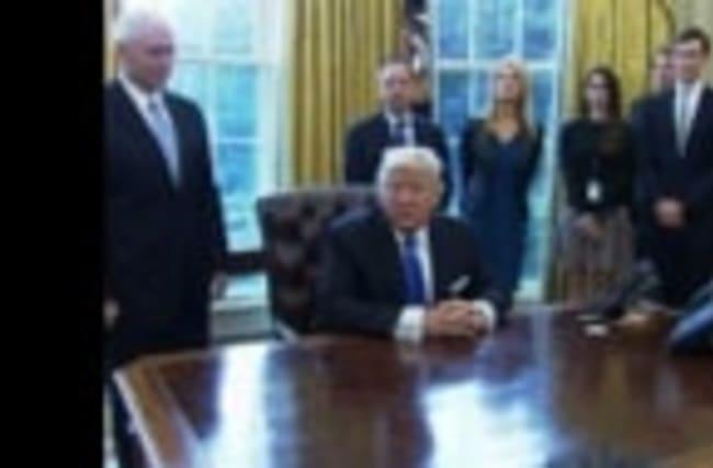 Trump Will Announce Supreme Court Pick Next Week