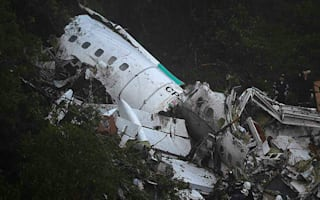 Chapecoense plane ran out of fuel before crash, say authorities