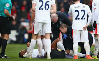 Hughes fears long injury lay-off for Johnson