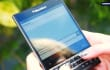 BlackBerry Passport luce sus llamativas esquinas en vídeo