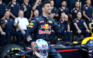 Aussie accents and banter - Daniel Ricciardo is ready for a break