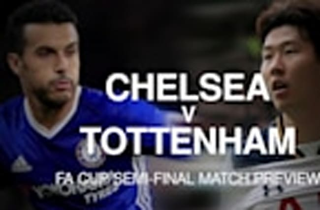 Chelsea v Tottenham: FA Cup semi-final preview