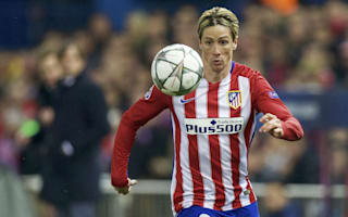 Torres signs one-year contract with Atletico Madrid