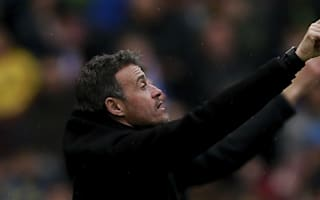 The players don't need whistles - Luis Enrique hits out at fans