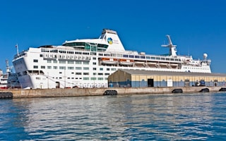British couple 'locked in cabin' for 48 hours on 'nightmare' cruise