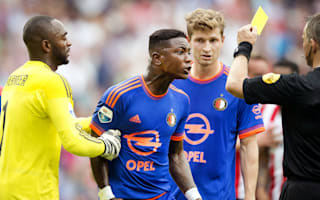 Feyenoord to meet with Elia following questioning