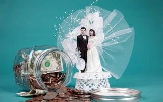 Extent of wedding budget blues revealed