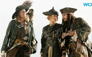 Ahoy! Keira Knightley sighted on Pirates set