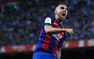 Barcelona future not in my hands - Paco Alcacer